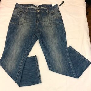 Fashion Bug Jeans Size 18W